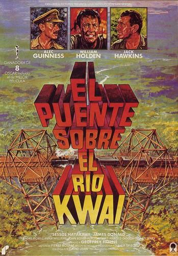 07-El Puente sobre el rio Kwai 2- 1957