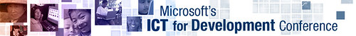 Microsoft's ICT for Development Conference