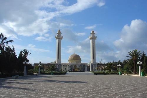 Monastir.Mausoleo Bourguiba  2. Túnez by juanito1948..