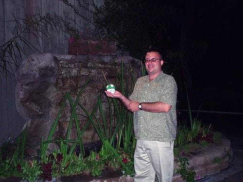 Jules' Birthday Mushroom