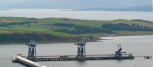 Clydeport and Great Cumbrae