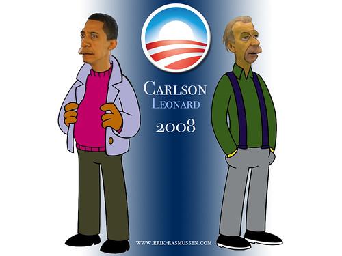Carlson Leonard 2008