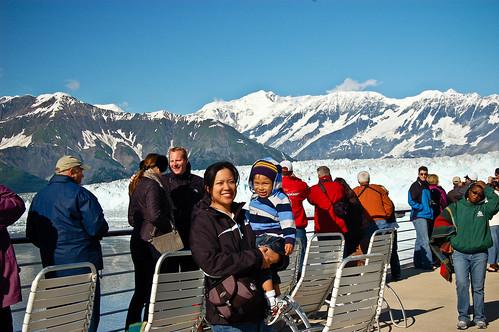 At the Glacier 1