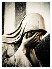 Grief (Flavio Ewerton) Tags: fab sculpture woman face statue pain hands tears crying agony despair marble sorrow soe affliction struggle grief mourn anguish torment platinumphoto aplusphoto overtheexcellence damniwishidtakenthat