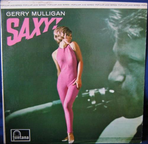 Saxy - LP cover
