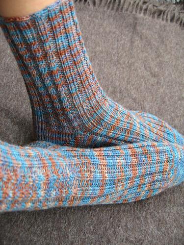 Smoke socks