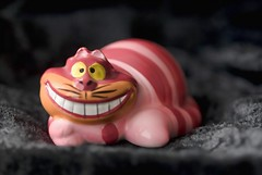 The Smile of a Cheshire Cat