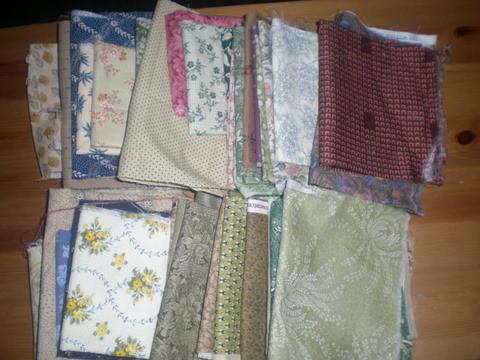 Fabrics from Paula