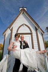 Beauchamp Wedding - Church (christait) Tags: wedding church groom bride beauchamp