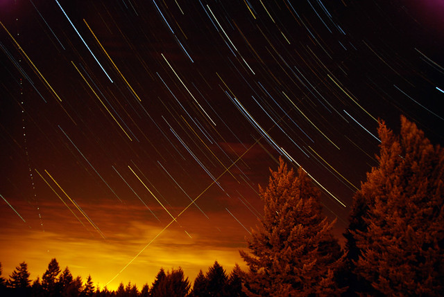 Star trails2