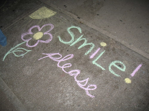 Smile! Please