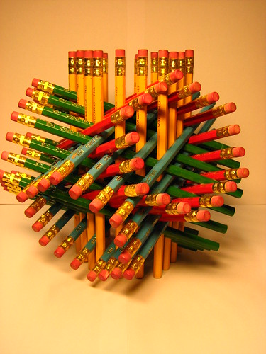 72 pencils : finished