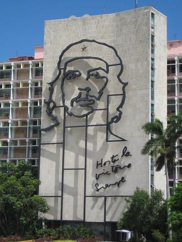 Che, Plaza de la Revolucion, Havana