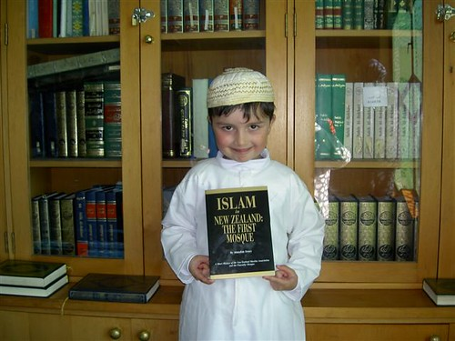 Islam in New Zealand BookLaunch by abdullah.drury