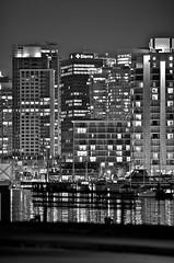 It's all squares (Gabriel Morosan) Tags: vancouver buildings view coalharbour