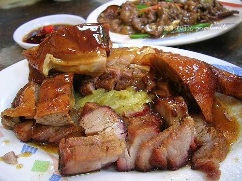 百合燒臘-燒味拼盤