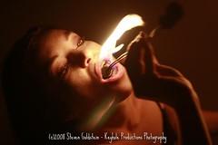 Burden Blossom 2584 (Keyhole Productions Photography) Tags: hot sexy girl fire model pretty longhair brunette picnik fireeater proofs jennifergarza keyholeproductionsphotography