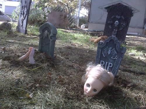 Doll Graveyard, Portland Halloween