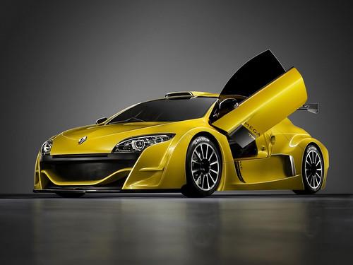 2009 Renault Megane Trophy pictures