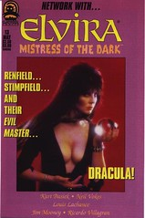 Elvira, Mistress of the Dark #13 cover