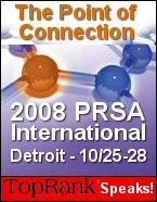 PRSA Conference 2008 Detroit