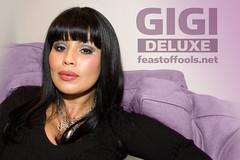 Gigi Deluxe on the Feast of Fools podcast
