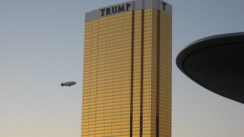 UFO at Trump