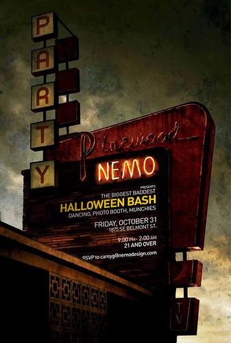 Nemo Design Halloween