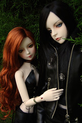 Ashlar & Rowan 51 - DOT Lahoo & Shall (-Poison Girl-) Tags: tree nature leather doll sd bjd dollfie superdollfie rowan shall mueca dreamofdoll balljointeddoll ashlar lahoo dotshall dotlahoo dodshall dodlahoo
