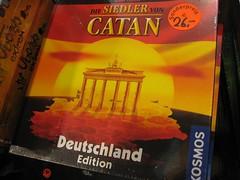 Die Siedler von Catan Deutschland-Edition