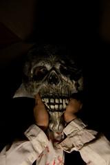 Silverskull (cenz) Tags: halloween monster werewolf scary blood wolf calvin horror nocturmal