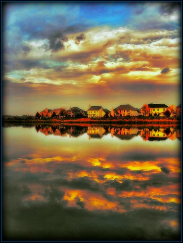 R like Reflection :)