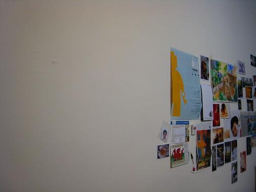 吉屋出租 II - 我房間的牆壁