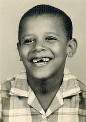Obama Child