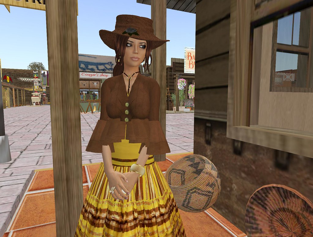 Shopping in Tombstone