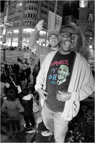 Barack 'N Roll!