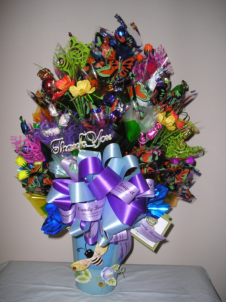 The worlds best photos by candy flowers flickr hive mind candy flowers tags flowers candy sweet chocolate sugar gift cello ribbon bouquet lollipop izmirmasajfo