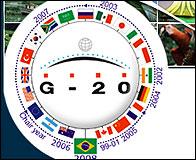 Miembros del G20