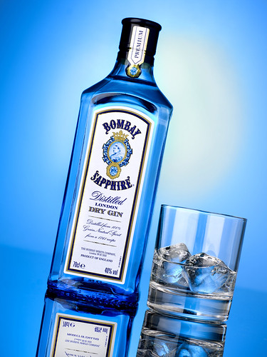 Bombay sapphire celebrates the 250th anniversary of its recipe this year