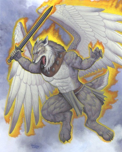 howlrage