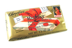 Chocolove Holiday Bar