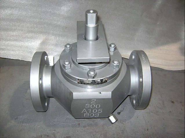Top Entry Ball Valve (valveHenry) by valveHenry