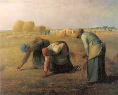 The Gleaners, by Jean-Francois Millet