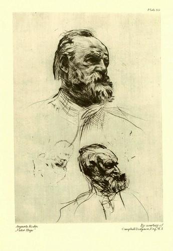 019- Auguste Rodin- Victor Hugo