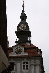 Jüdisches Rathaus & Hebräische Uhr