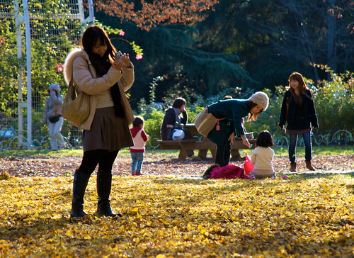 Autumn in Yoyogi 09