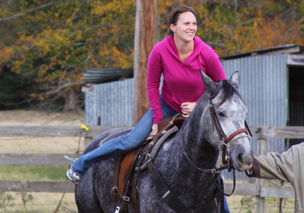 Amy Riding