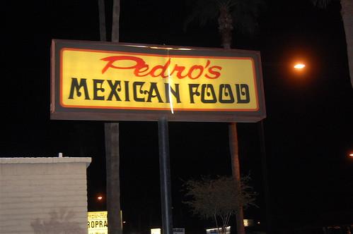Pedros in Glendale