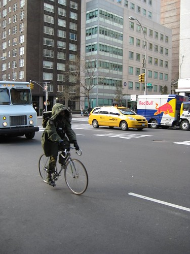 new york bike messengers