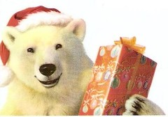 Polar Bear Christmas Canada (hagerstenguy) Tags: bear christmas winter canada weihnachten navidad seasons presents present greetings merry polar wonderland frohe isbjrn jkarhu